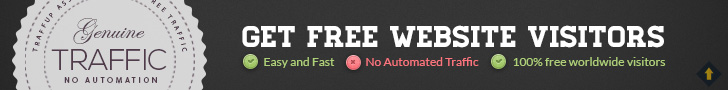 Get Free Traffic to Your Website or Blog!
